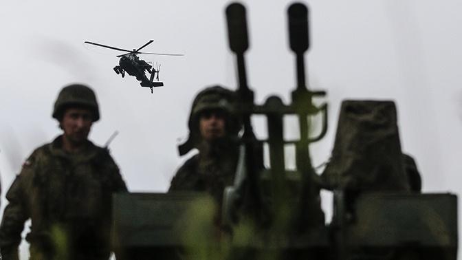 В Пентагоне готовят развертывание войск в Европе
