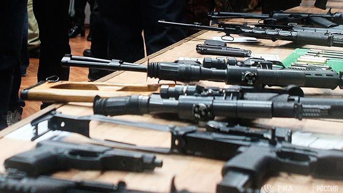 В Росcии началась разработка модульного огнестрельного оружия