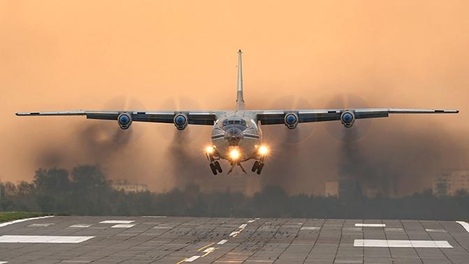 «Туполев» планирует создать военно-транспортный самолет