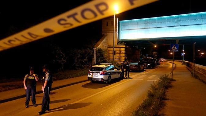 В Хорватии неизвестный расстрелял шестерых из-за ревности