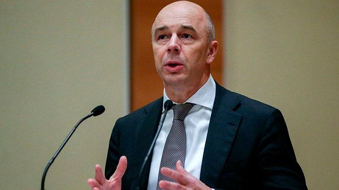 Силуанов прокомментировал ввод США новых санкций против России