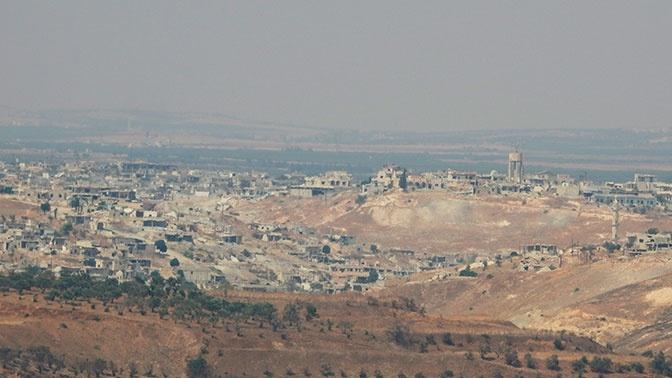 Боевики обстреляли Хаму и Алеппо