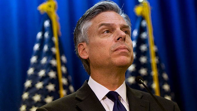 Супруга посла США Хантсмана осудила CNN за репортаж об «отставке» дипломата