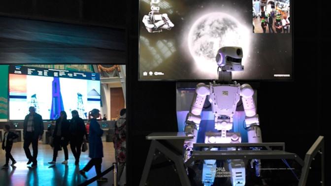 Робота Федора допустили к полету на МКС