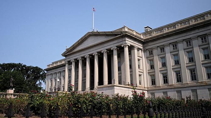 Минфин США рассказал о применении новых антироссийских санкций