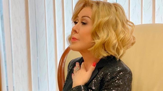 Любовь Успенская отказалась верить в новость о смерти Вилли Токарева