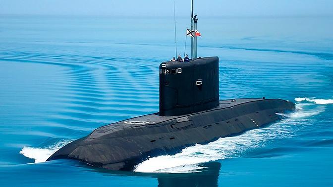 Великобритания испугалась малошумных подводных лодок России