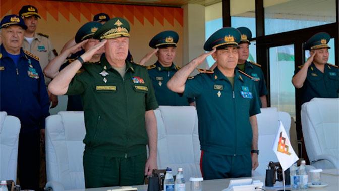 Министр обороны Казахстана: АрМИ-2019 стали новым форматом военной дипломатии