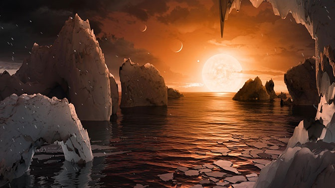 Ученые обнаружили две пригодные для жизни планеты