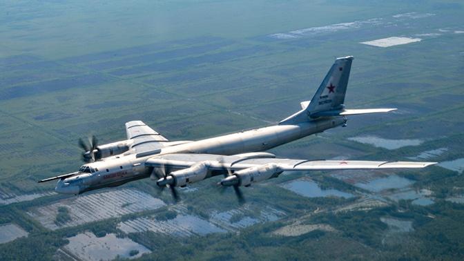 Российские ракетоносцы совершили полет над нейтральными водами трех морей