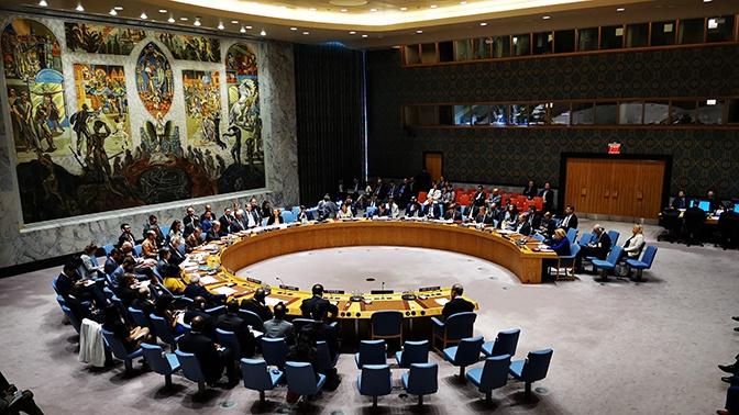 Пакистан запросил срочное проведение заседания Совбеза ООН