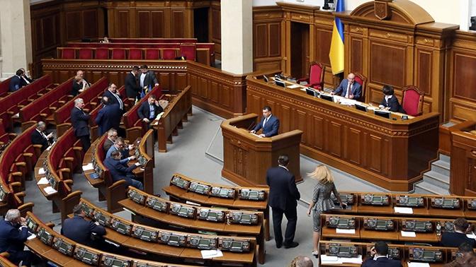 «Не иностранный»: на Украине признали легитимность использования русского языка