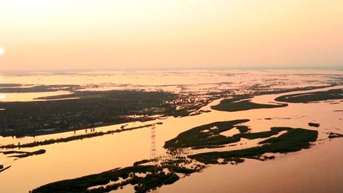 Супертайфун «Кроса» вызвал паводки в Приморье