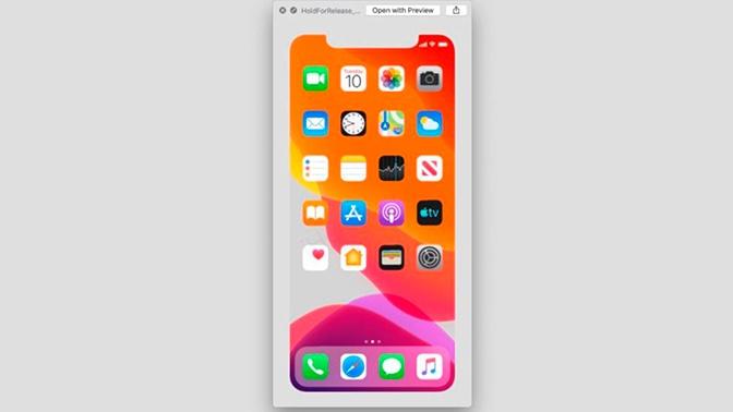 «Яблочная пасхалка»: СМИ нашли намек на дату презентации нового iPhone