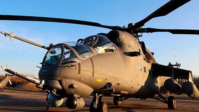 Министр обороны Сербии ознакомился с производством боевых вертолетов в Ростове