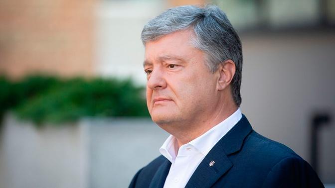 Порошенко указал себя в декларации в качестве президента Украины