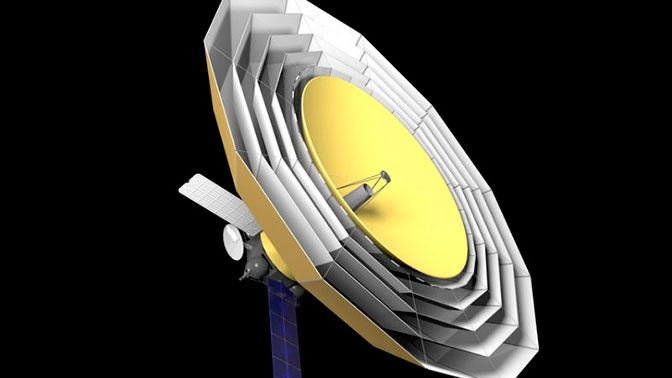 США отказались поставлять углеволокно для телескопа «Спектр-М»