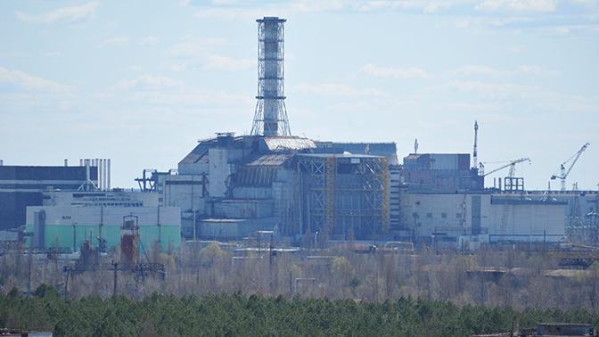 В США рассекретили данные своей разведки о чернобыльской аварии