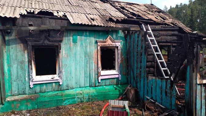 Глава поселка под Иркутском рассказал о семье, в которой при пожаре погибли трое детей