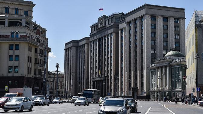 В Госдуме ответили на призыв США включить в ДСНВ все новое оружие России
