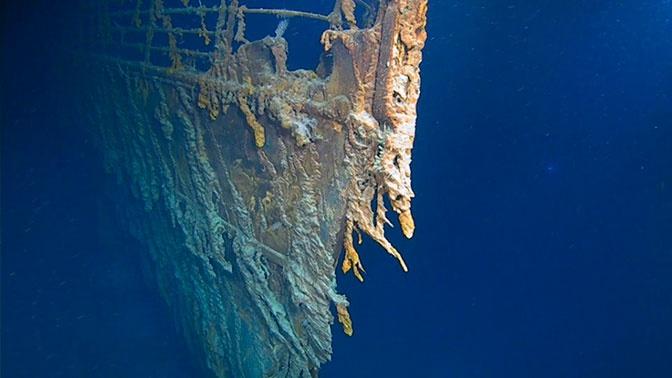 Первый за 15 лет визит к обломкам «Титаника» поразил ученых