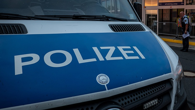 В Берлине по подозрению в убийстве арестован россиянин