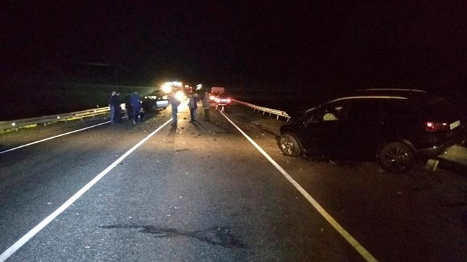 В Чувашии в ДТП погибли пять человек