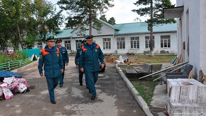 После затопления в Иркутской области построят 20 школ