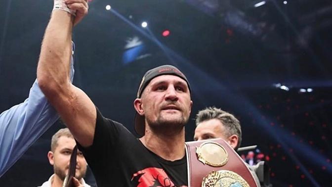 Ковалев получил звание заслуженного мастера спорта после боя с Ярдом