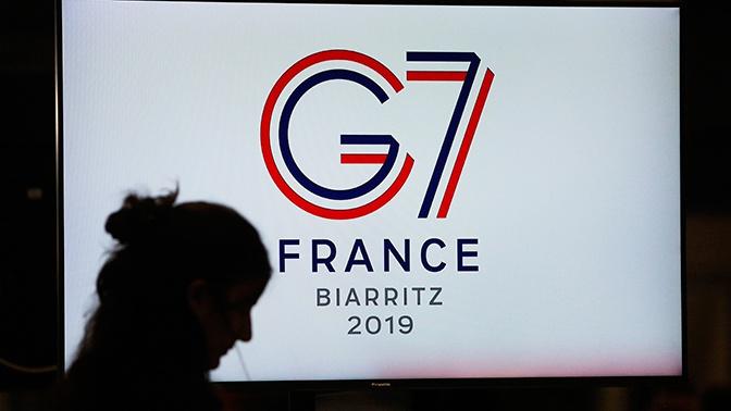 В Кремле понадеялись на здравый смысл участников G7 в вопросе РФ
