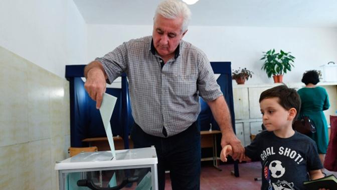 В Абхазии состоится второй тур президентских выборов