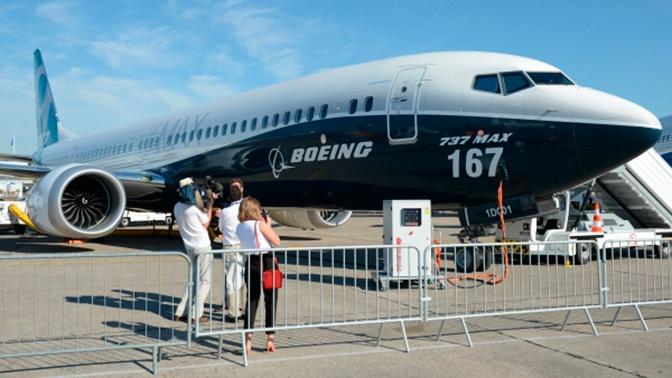FT: российская компания пытается расторгнуть контракт на 35 Boeing 737 MAX
