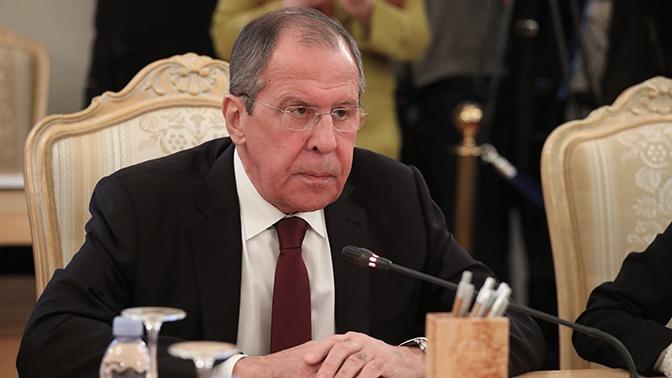 Лавров назвал условия для новой встречи в «нормандском формате»