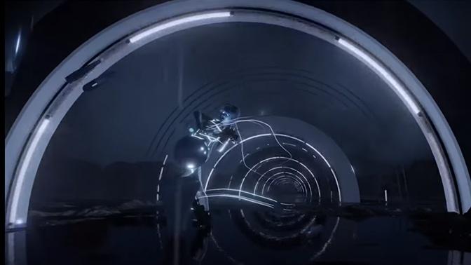 Скрипачка сыграла концерт в виртуальной реальности