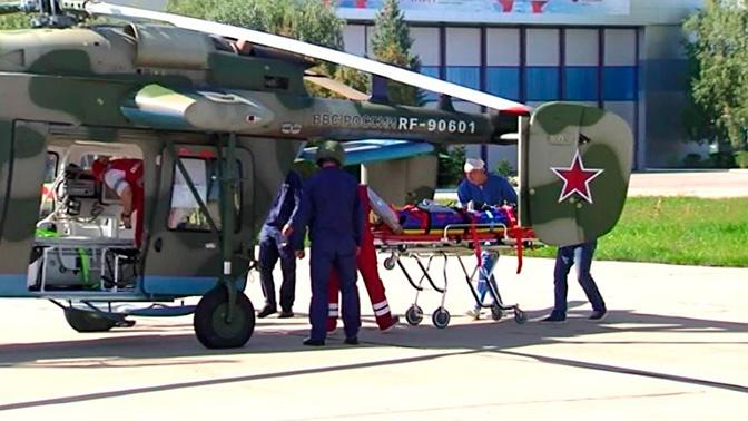 В Московской области стартовали масштабные медицинские учения