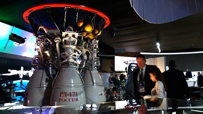 Роскосмос запускает производство самых мощных в мире ракетных двигателей