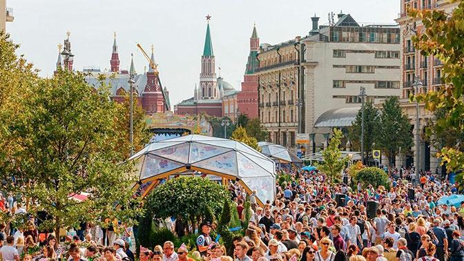 День города: где в Москве ограничат дорожное движение