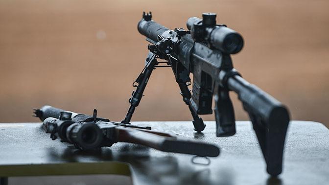 Новый глушитель для стрелкового оружия создан в России