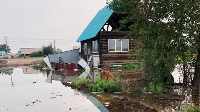 Сбербанк реструктурирует кредиты пострадавшим от паводка в Приангарье
