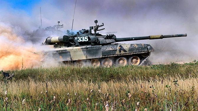 В ЗВО отметили увеличение числа желающих служить по контракту в танковых войсках