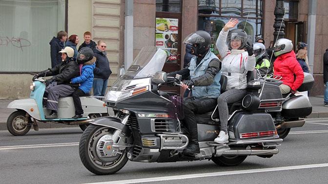 МВД предложило ввести новый порядок получения прав на мотоциклы