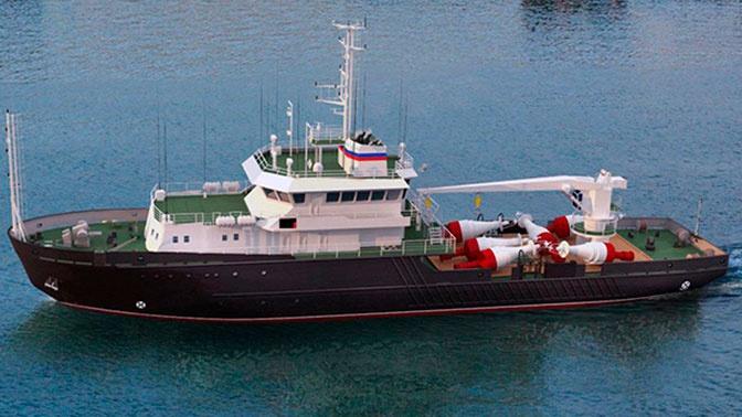 Новейшее судно «Александр Рогоцкий» вошло в состав Тихоокеанского флота