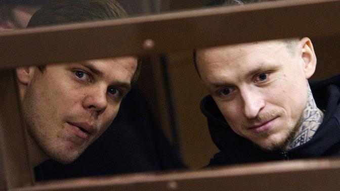 ФСИН поддержала ходатайство Мамаева и Кокорина
