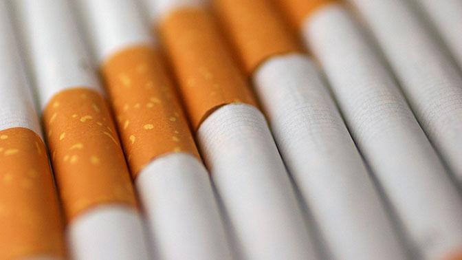 В России могут установить минимальную цену на сигареты