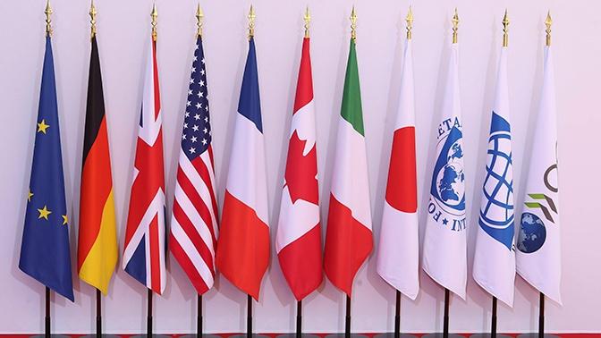 Медведев заявил об ограничении доступа России в G8