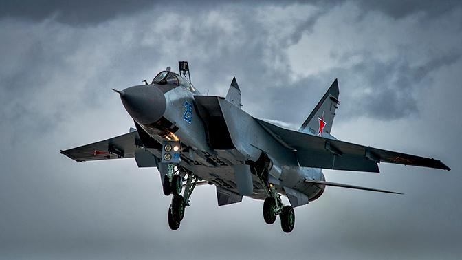 В Минобороны опровергли сообщения об аварийной посадке Ми-31БМ в Перми
