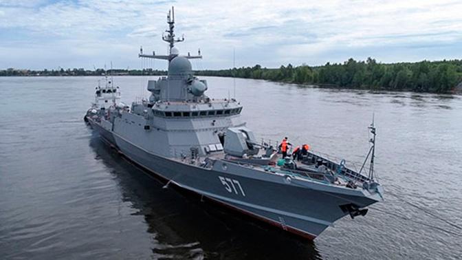 Новый корабль с «Калибрами» для ВМФ РФ заложили в Татарстане