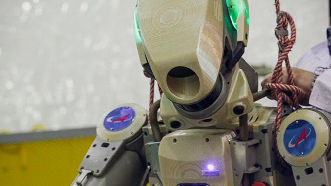 Робот Федор больше не сможет полететь в космос