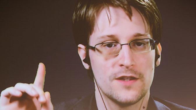 Сноуден рассказал о мечте получить убежище во Франции