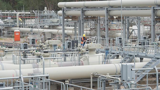 СМИ: РФ сможет поставлять газ в ЕС без контракта с Украиной